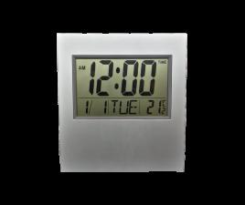Relógio Digital MJ Prata - 2803