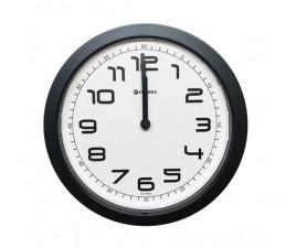 Relógio de Parede Eurora Preto - 6517