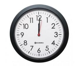 Relógio de Parede Eurora Preto - 6575
