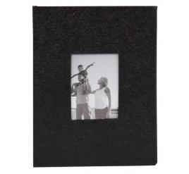 Álbum Fotográfico 10x15 para 100 fotos PRETO - 560