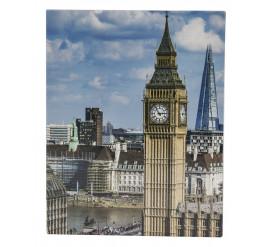 Álbum Fotográfico 15x21 para 100 fotos - LONDRES - 565