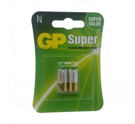 Bateria GP N - 910 A - 1.5V - Cartela com 2