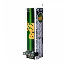 Tubo de Pilha BR55 AA Comum - 60 Pilhas