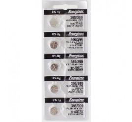Bateria Energizer 395 - Cartela com 5