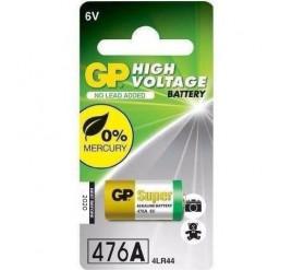 Bateria GP 4LR44 - 476A 6V - Px28a - Cartela com 1