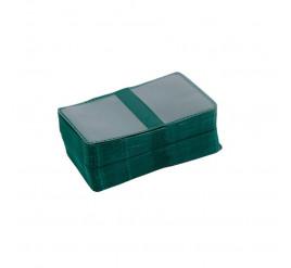 Carteirinha 3x4 com 100 Verde