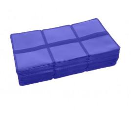 Carteirinha  para Foto 3x4 com 300 Azul