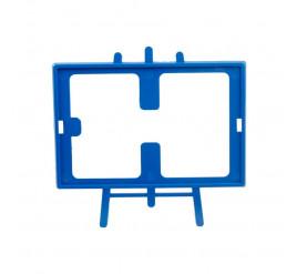 Cavalete de Foto 10x15 Azul