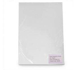 Papel Fotográfico Glossy - A4 - 230g com 20 Folhas
