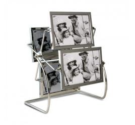 Porta Retrato para 8 Fotos 10x15 Horizontal - Roda Gigante - 5397