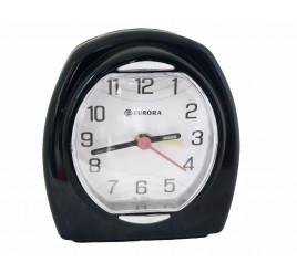 Despertador Eurora Preto - 2695
