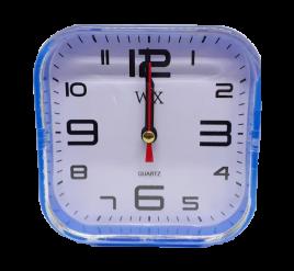 Despertador Quadrado - WX - Azul - JX-801