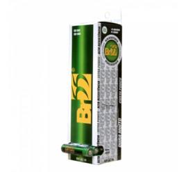 Tubo de Pilha BR55 AAA Comum - 60 Pilhas