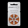 Pilha para Aparelho auditivo Power One 312