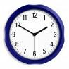 Relógio de Parede Eurora Azul - 6517
