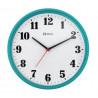 Relógio de Parede Herweg - Turquesa - 6126