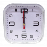 Despertador Quadrado - WX - Branco - JX-801
